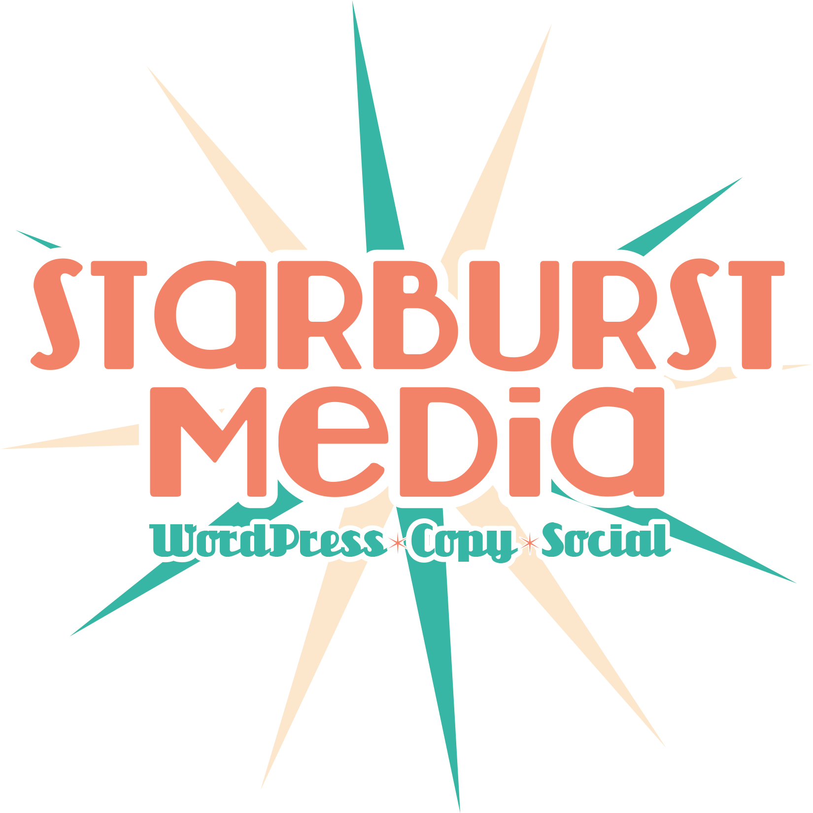 Starburst Media Vertical Logo
